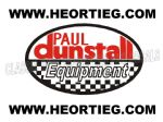 Paul Dunstall Equipment Transfer Decal D20082-1